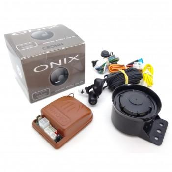 cronn alarmes alarme automotivo onix. Black Bedroom Furniture Sets. Home Design Ideas